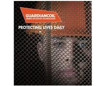GUARDIANCOIL PRESS GUARD KITS - SAFETY BLACK STEEL
