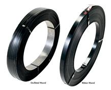HEAVY DUTY UNGALVANIZED STEEL STRAPPING